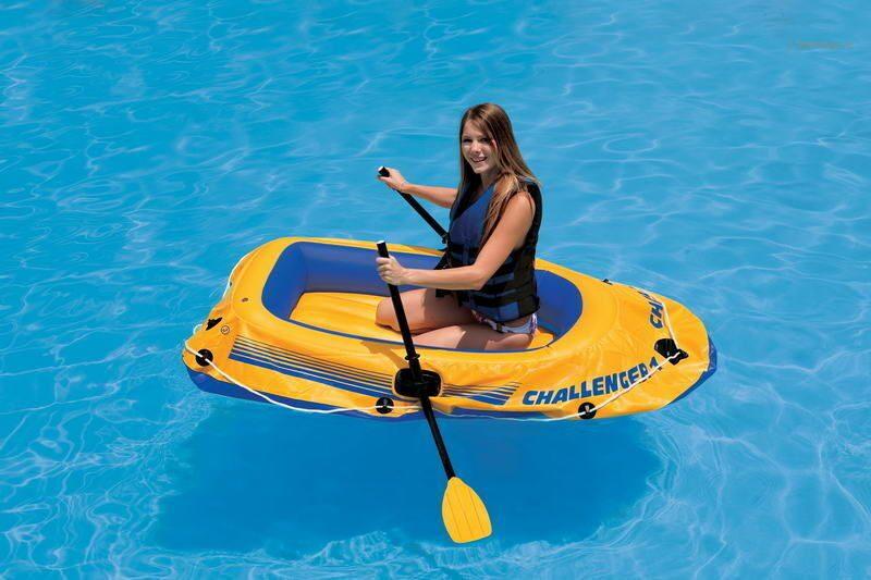 Лодка надувная intex seahawk-2 set 68347np intex цена 11700 бел руб, купить в минске