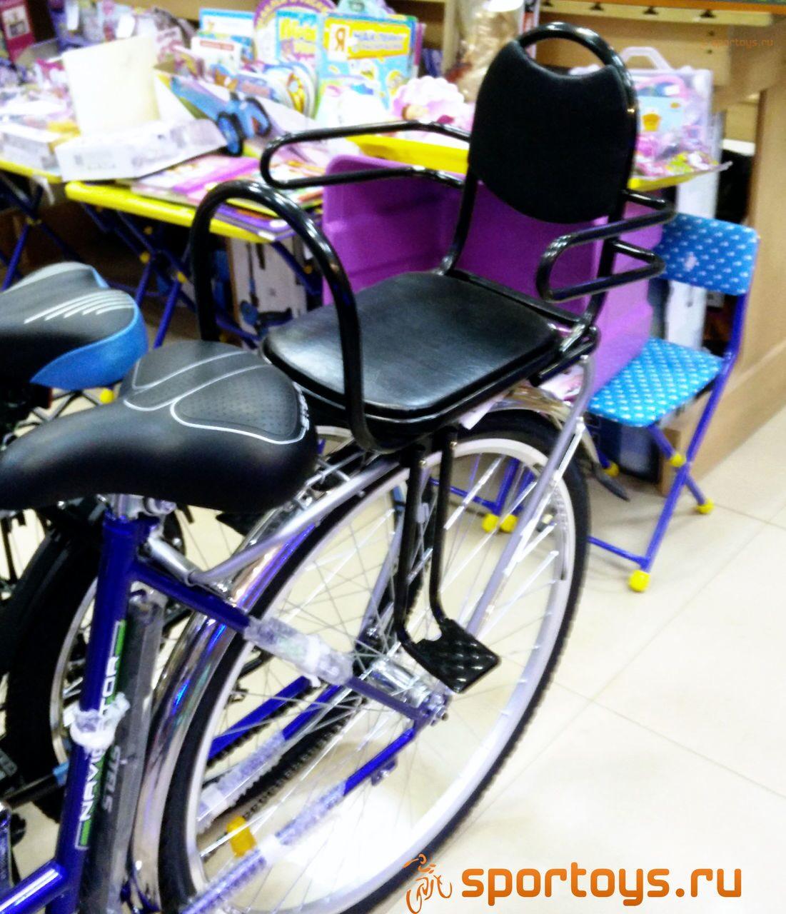 Детские сиденья для велосипедов - купить по выгодной цене в 37