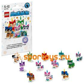 Lego Minifigures Unikitty Collectibles Ser 41775