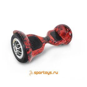 Гироборд Hoverbot C-1 Light flame