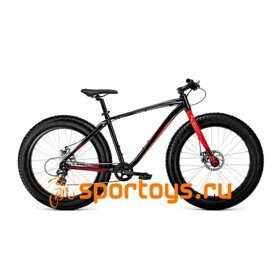 "Велосипед 26"" Forward Bizon 26 FatBike 18-19 г"