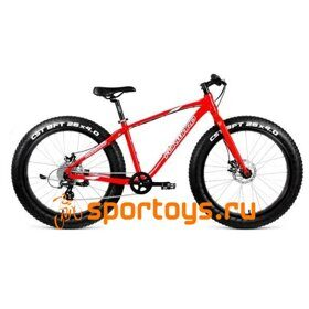 "Велосипед 26"" Forward Bizon FatBike 8 ск 17-18 г"
