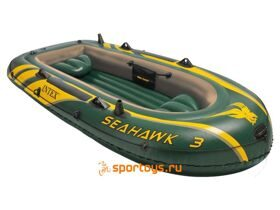 Лодка Intex Seahawk 3 Boat Set