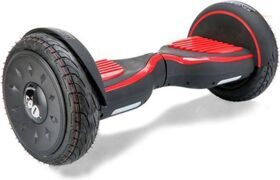 Гироборд Hoverbot C-2 Light Matte Black Red