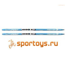 Лыжи Fischer SPIRIT CROWN BLUE JR N64015
