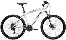 "Велосипед Trek 3700 Disc Trek White (2015) Рама 18"", 21"""