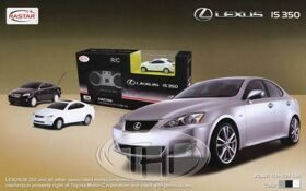 Машина р/у 1:14 Lexus IS 350, 30 см, звук и свет