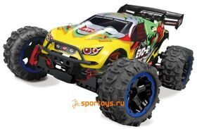 PRO RC TRUGGY 4X4 EXTREME EDITION 1:8