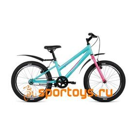 "Велосипед 20"" Altair MTB HT 20 Low 1 ск (18-19 г)"