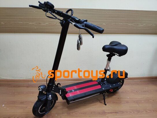 Электросамокат Kugoo Max Speed 13.0Ah Black