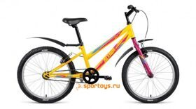 Велосипед FORWARD 20 ALTAIR MTB HT 1.0 LADY 1ск