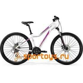Велосипед Merida Juliet 6.20-MD PearlWhite (Pink) 2019