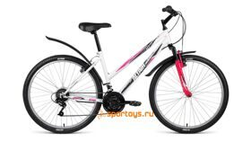 Велосипед FORWARD 26 ALTAIR MTB HT 2.0 LADY Пер.Аморт. 18ск