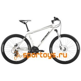 Велосипед Merida Matts 6.15-MD White/Black 2019