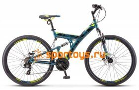 "Велосипед Stels Focus 27,5"" MD 21 sp V010(LU089832)"