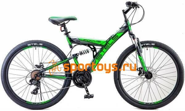 "Велосипед Stels Focus 26"" MD 21 sp V010 (LU088523)"