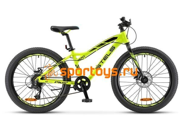 "Велосипед Stels Adrenalin MD 20"" V010 Неоновый-лайм (LU091591)"