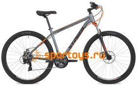Велосипед 29 Stinger GRAPHITE STD (DISC) 21 ск. (Ал. рама)