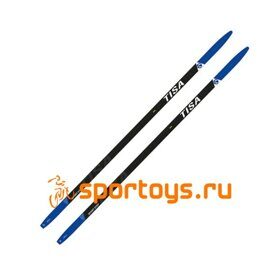Лыжи TISA Sport Step BLUE N90920