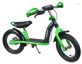 "HUDORA Laufrad Cruiser Boy ""12"" Green, зеленый"