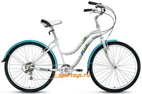 "Велосипед 26"" Forward Evia Air 2.0 3 ск 17-18 г"