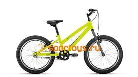Велосипед FORWARD 20 ALTAIR MTB HT 1.0 1ск, 2019-2020