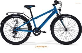 Велосипед Merida Fox J24 Blue(Dark Blue) 2019