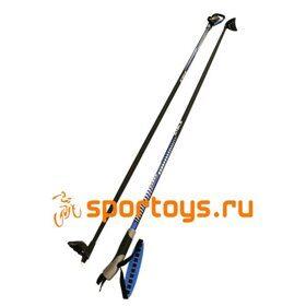 Палки STCSable XC Cross Country Blue 100% стекловолокно