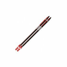 Лыжи TISA Sport Step RED N91020