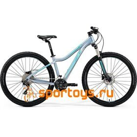 Велосипед Merida Juliet 7.80-D SilkLightBlue/PetrolGreen 2019